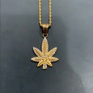 Jewelry - Weed Chain